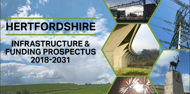 Hertfordshire Infrastructure and funding prospectus 2018-2031