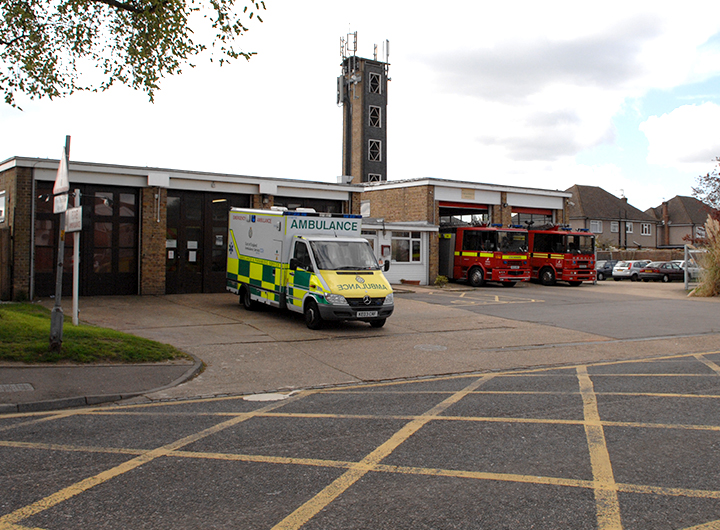 cheshunt Fire Station