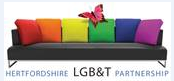 LGBT partnership logo