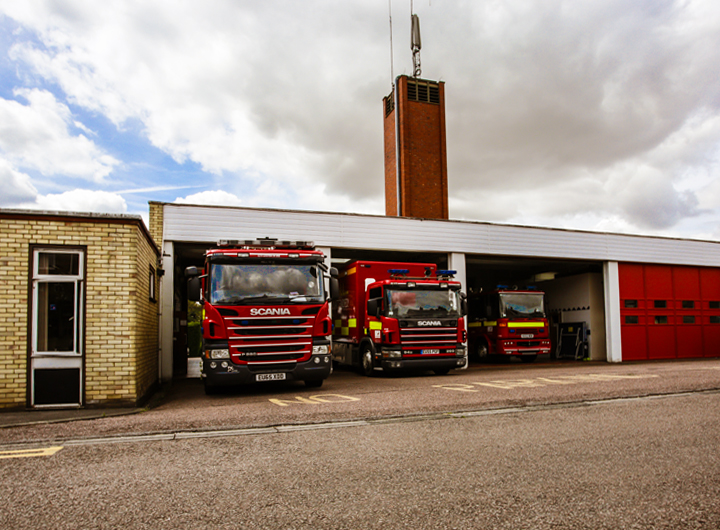 Hitchin Fire Station Hertfordshire County Council Www