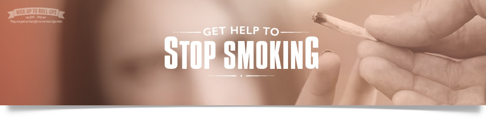 Get help to stop smoking