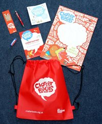 August chatterbooks pack