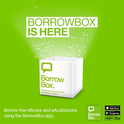 BorrowBox E-Library | Hertfordshire County Council | www