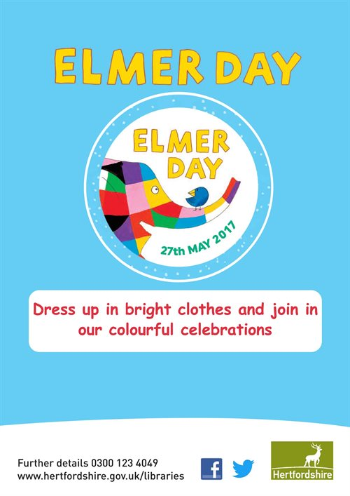 Elmer Day 27th May