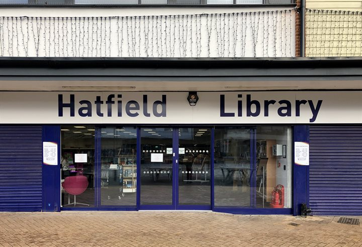 Hatfield Library 2019