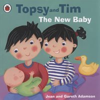 New baby topsy and tim new baby