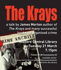 WAT The krays 21st march