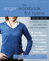 anger workbook for teens