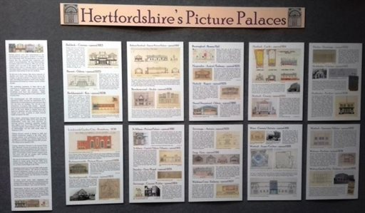 Hertfordshire Picture Palaces exhibition