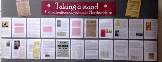 Display - Conscientious Objectors