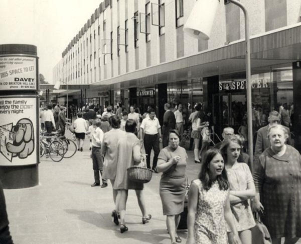 Stevenage shops