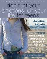 don't let your emotions teens