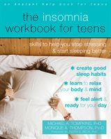 insomnia workbook for teens
