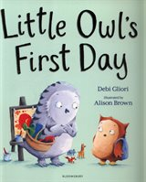 little owls first day