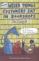 more weird thing customers say in bookshops