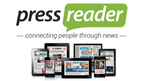 press reader new