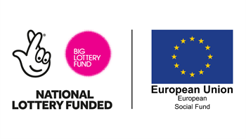 These courses are funded by the Big Lottery Fund and European Social Fund.