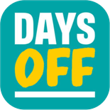 One You Days Off app