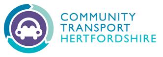 Community Transport Hertfordshire logo