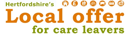 Hertfordshire's local offer for care leavers