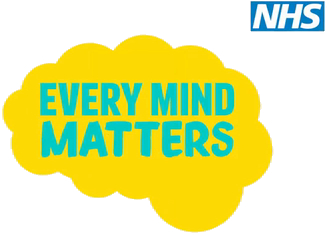 NHS - Every mind matters logo
