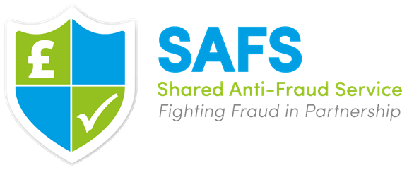 Shared Anti Fraud Service (SAFS) logo