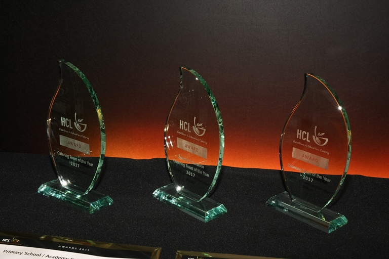 Award trophies