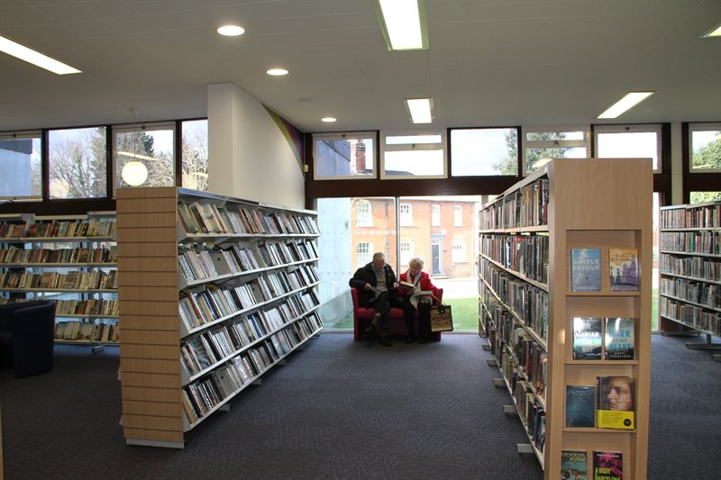 Hitchin library 2