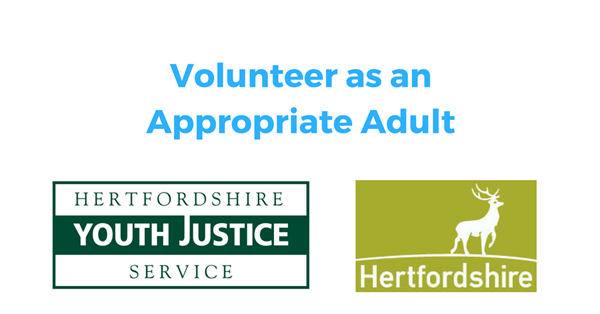 Volunteer as an Appropriate Adult