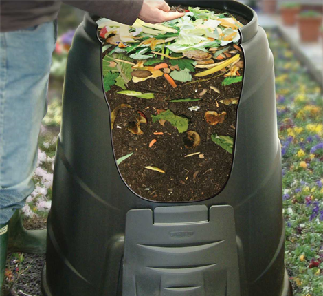 A home composter