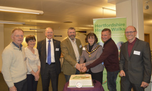 Countryside Management Service - Investing in Volunteers award