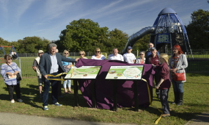 Parks and Beyond project launch
