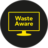 The Waste Aware website