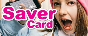 Hertfordshire Saver Card