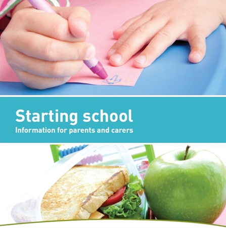 Starting school - information for parents and carers