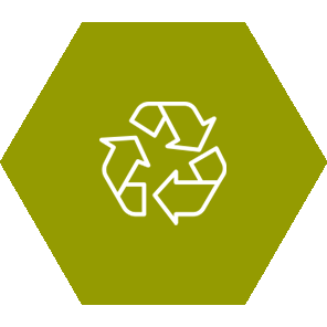 Recycle Hex